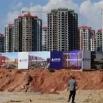 """Trung Quốc có thêm nhiều """"thành phố ma"""" khi bong bóng BĐS vỡ"""