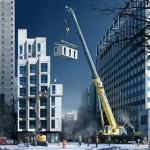 New York (Mỹ) đang xây những căn hộ siêu nhỏ