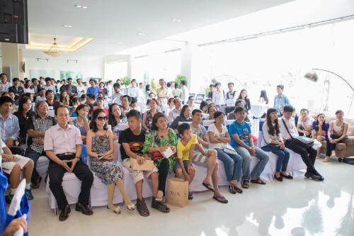 20150626090504 ccbe Hơn 150 căn hộ của M.I.K được giao dịch thành công trong buổi mở bán