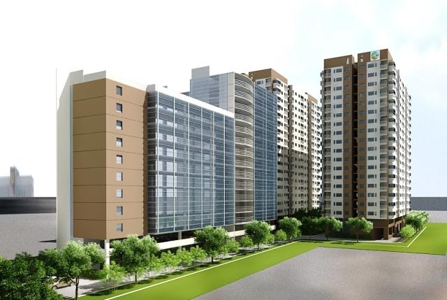 20150626141609 a042 Công ty Đất Xanh mua lại dự án chung cư Tân Kiểng từ Lộc Phước Thịnh