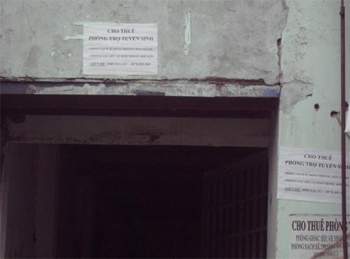 5971 Khó khăn về phòng trọ cho sĩ tử đi thi