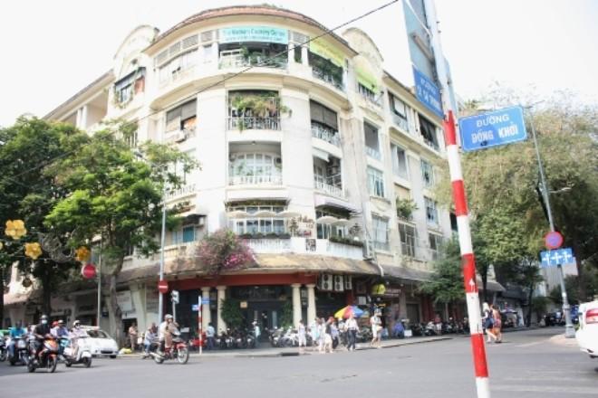 """duandongkhoi a83f6 1434340346625 Tp.HCM   Tái đấu thầu một số khu đất """"vàng"""" tại trung tâm quận 1"""