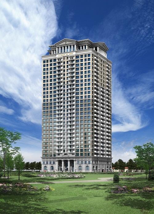 img 201506101017084857 Lãi lớn tại phân khúc căn hộ hạng sang ở nội thành Hà Nội