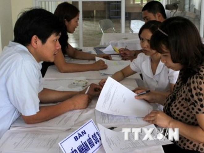 ttxvn 1506 nha o 1434359370965 Hà Nội   Nhiều ưu đãi mua nhà cho người thu nhập thấp