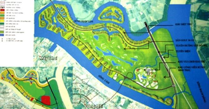 vuyen zpcs Thủ tướng Chính phủ đồng ý bổ sung Dự án sân golf 36 lỗ tại đảo Vũ Yên vào Quy hoạch sân golf Việt Nam