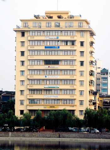 060511 Văn phòng cho thuê phía tây Hà Nội thu hút nhiều sự quan tâm