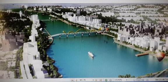 20150707091641 1828 Đồ án quy hoạch tổng thể khu vực ven Sông Hàn đang được trưng cầu ý kiến