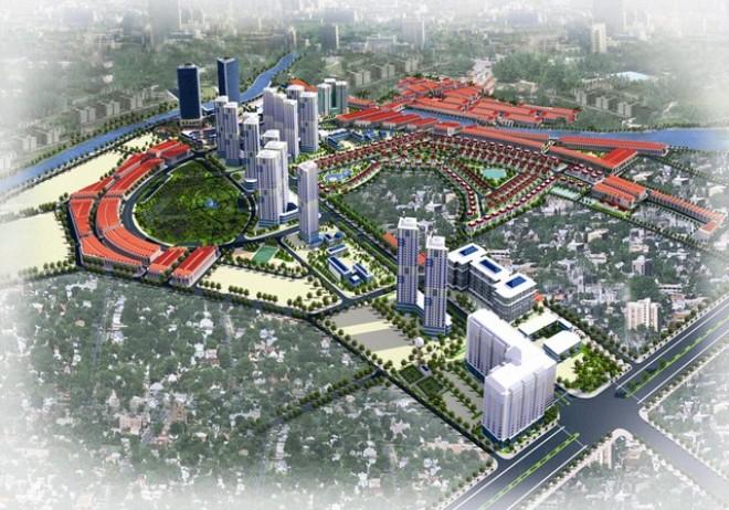 20150708145955 79c6 TP. Hà Nội điều chỉnh cục bộ Quy hoạch chi tiết tỷ lệ 1/500 Khu đô thị mới Mỗ Lao