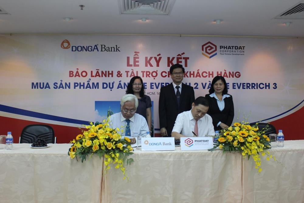 20150718094907 c166 Ngân hàng Đông Á bắt tay với Phát Đạt bảo lãnh và tài trợ vốn vay cho khách mua nhà