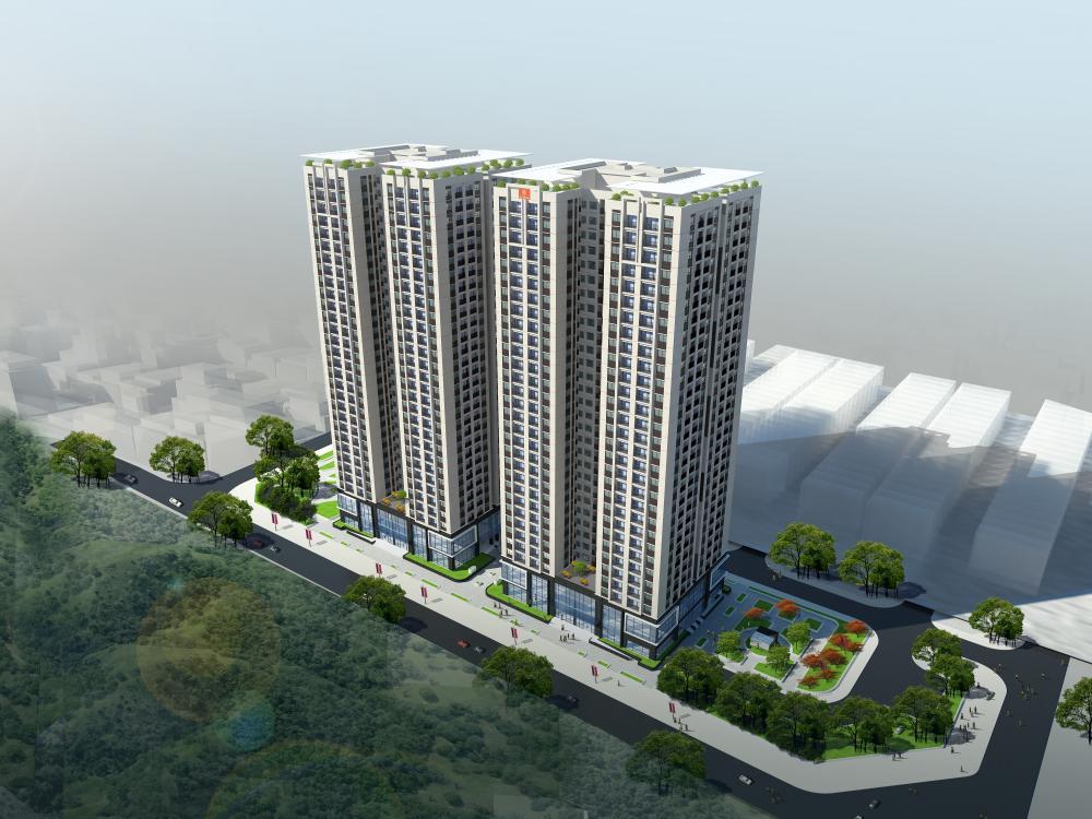 20150724083825 c767 Chung cư Mon City góp phần làm nóng thị trường phía Tây Hà Nội