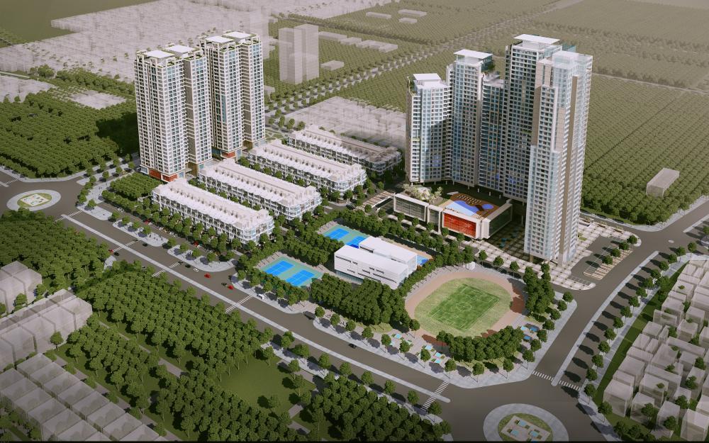 20150724083828 5ba1 Chung cư Mon City góp phần làm nóng thị trường phía Tây Hà Nội