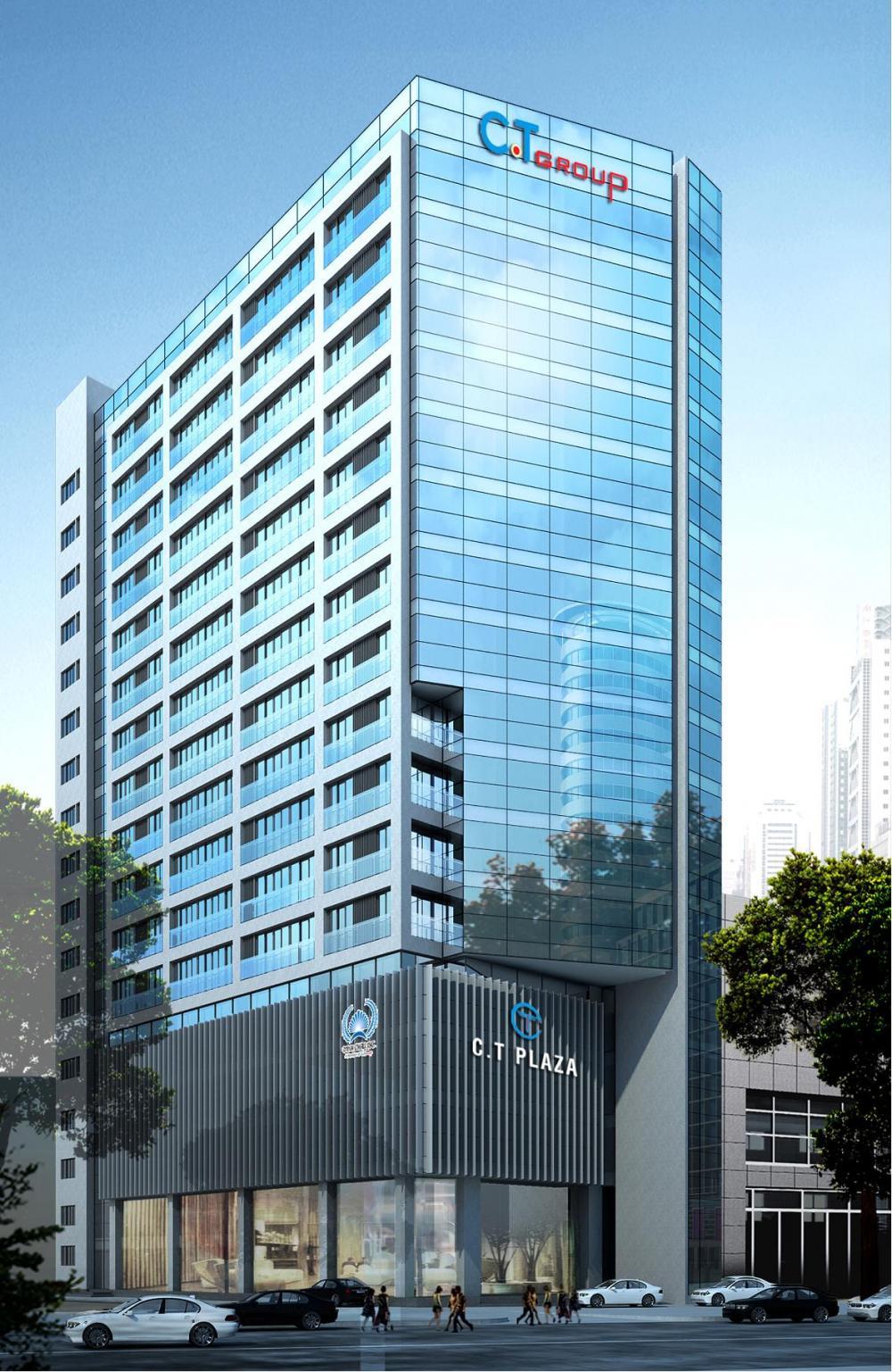 20150730081457 cbe8 Công trình kiến trúc nghệ thuật, độc đáo mang tên C.T Plaza Minh Châu