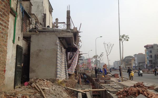 file.498564 Mức phạt hành chính khi xây dựng nhà vượt quá số tầng trong Giấy phép xây dựng