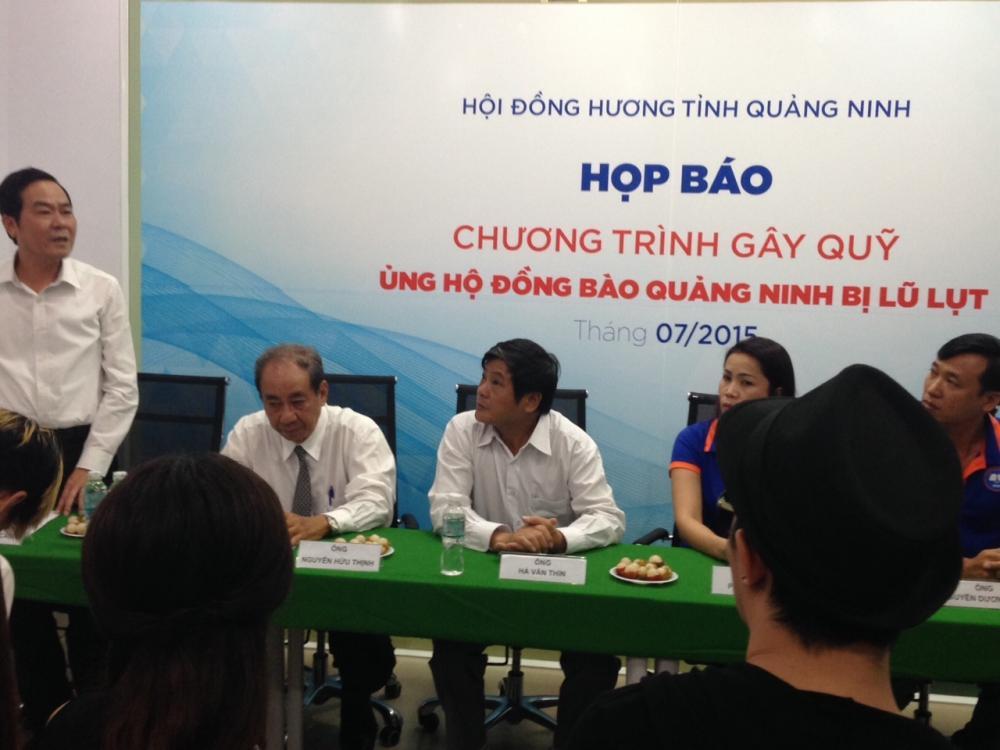 20150803135900 781c Thăng Long Real vận động gây quỹ ủng hộ đồng bào lũ lụt tại Quảng Ninh