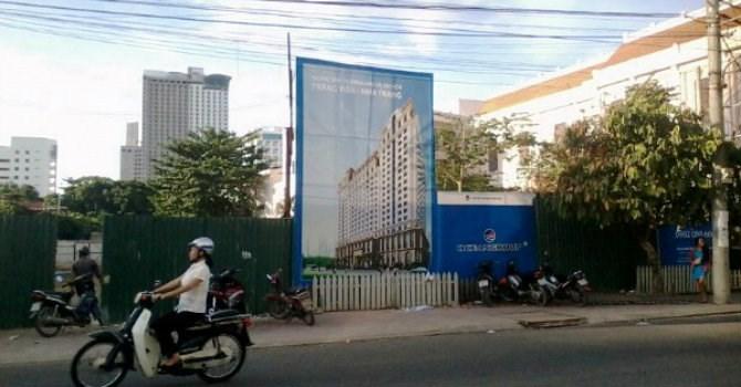 20150803152723 17a7 Dự án Tràng Tiền Plaza Nha Trang bị thu hồi do chậm tiến độ