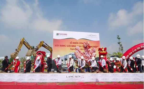 20150805132759 8e68 Phúc Khang xác lập kỷ lục Nhà tre lớn nhất Việt Nam