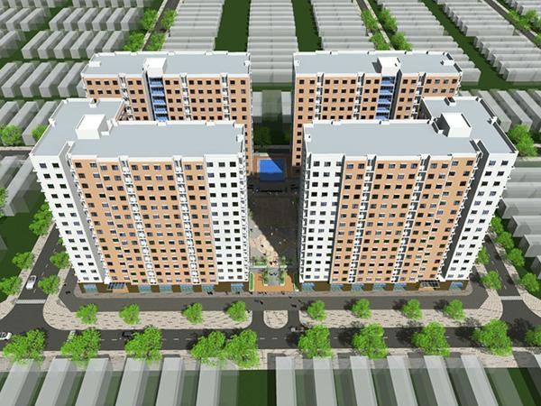 20150807101721 52a9 Khánh Hòa hiện có 4 dự án nhà ở xã hội chậm tiến độ