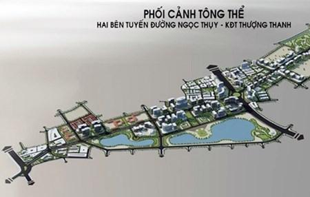 20150808075629663 Hà Nội : Một phần dự án xây dựng đường được chuyển thành chức năng hỗn hợp cao tầng tại Long Biên
