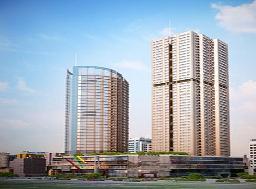 20150810140407 c4c7 Tập đoàn FLC chính thức khởi công FLC Twin Tower