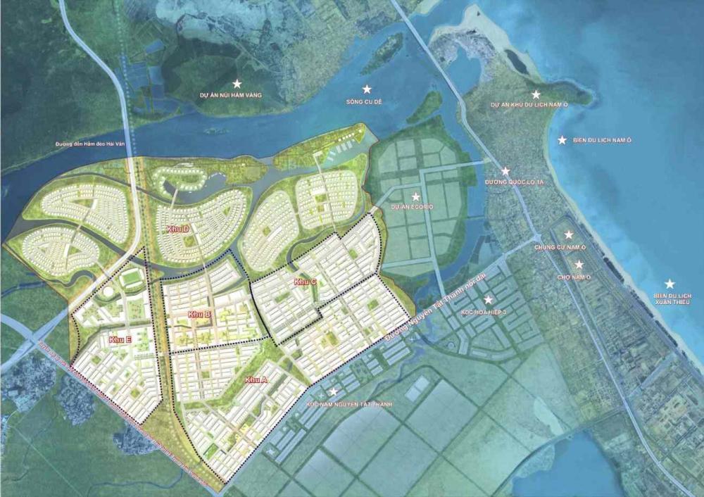 20150811141750 f89c Đà Nẵng đề xuất hủy quy hoạch dự án Golden Hills