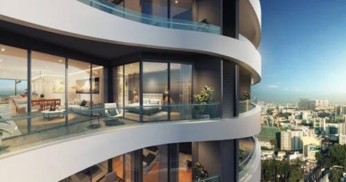 20150825113409971 Tp.HCM sắp tiếp nhận thêm tòa tháp chung cư Promenade