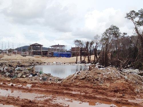 20150912101341 515d Phú Quốc cưỡng chế thu hồi đất của dân làm du lịch