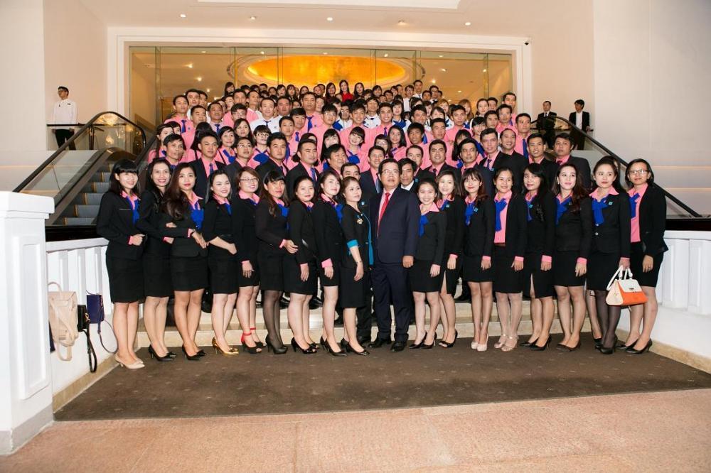 20150915145122 0fe4 Lễ kỷ niệm 5 năm ngày thành lập công ty Địa ốc Hoàng Anh Sài Gòn