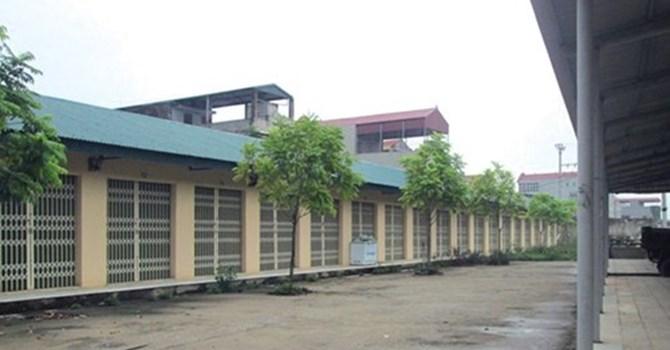 20150917153505 f6b6 Thanh Hóa : Xây chợ tiền tỷ để bỏ hoang