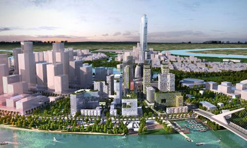 20150928100410653 Những dự án sẽ trở thành biểu tượng mới của Sài Gòn trong tương lai