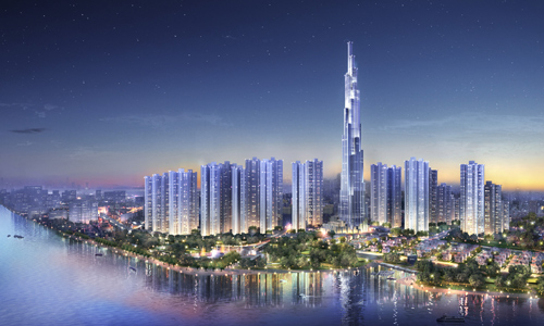 20150928100412151 Những dự án sẽ trở thành biểu tượng mới của Sài Gòn trong tương lai