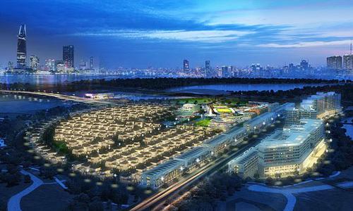20150928100413227 Những dự án sẽ trở thành biểu tượng mới của Sài Gòn trong tương lai