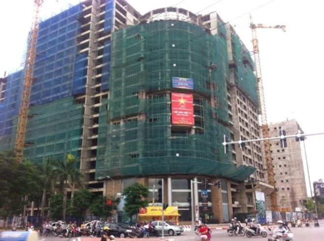 20150929144839 e6f3 Dự án đang hoặc mới xây dựng có mức tăng giá cao hơn đã hoàn thiện