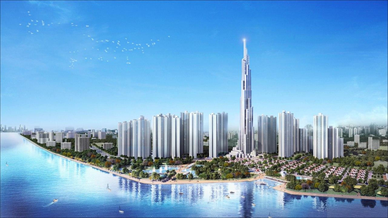 landmark 81 1441635745 Giấc mơ nhà chọc trời của người Việt
