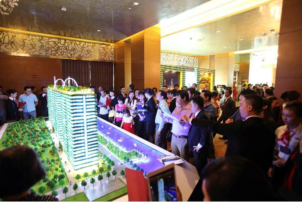 """20151001145222 b4d3 Phúc khang tổ chức lễ công bố dự án """"căn hộ xanh theo tiêu chuẩn Mỹ"""""""