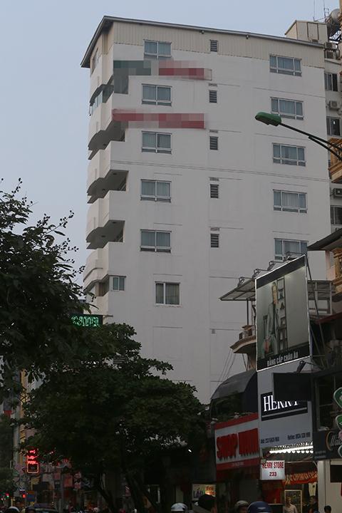 20151002160443 44d2 Nhiều công trình tại Hà Nội bị gọt tầng