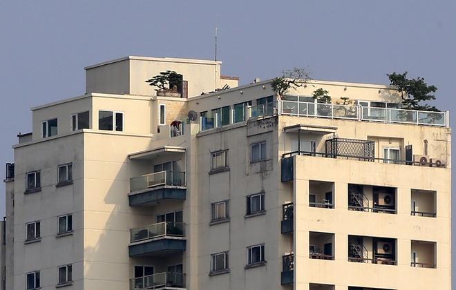 20151002160444 a705 Nhiều công trình tại Hà Nội bị gọt tầng