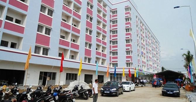 20151005082434 816e Khánh thành nhà ở xã hội dạng chung cư đầu tiên tại tỉnh Kiên Giang