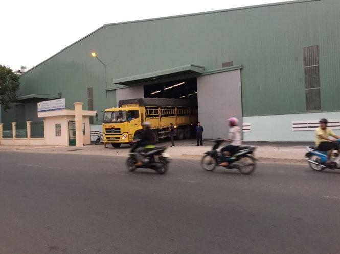 20151005164132 3295 Tiền Giang : Sở nói không nhưng nhà kho trái phép vẫn tồn tại