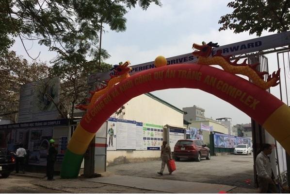 20151012104801 3a65 Cao ốc đua nhau mọc trên đất nhà máy di dời tại Hà Nội