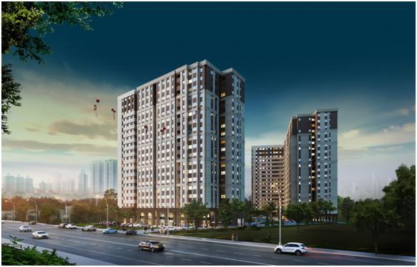 20151015082259 08c2 First Home Premium Bình Dương mở bán căn hộ với nhiều ưu đãi khủng
