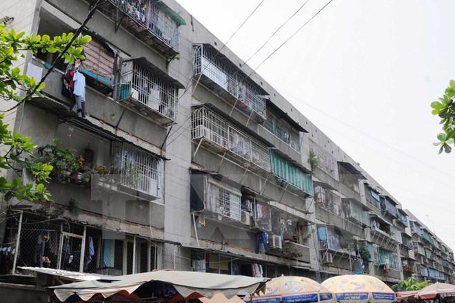 20151016104708 235d Tp.HCM : Việc bảo tồn nhà cổ, cải tạo chung cư cũ còn nhiều khó khăn