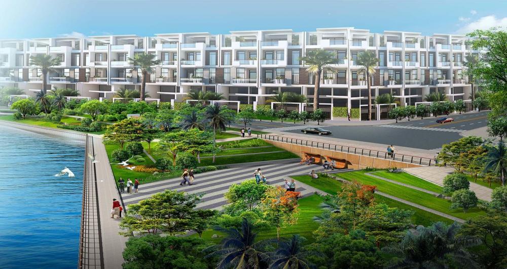 20151022090646 9163 Khu đô thị cao cấp Van Phuc Riverside City với hạ tầng xanh