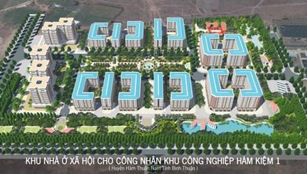 20151023041321700 Hoàng Quân Bình Thuận sẽ khởi công dự án nhà ở xã hội HQC Hàm Kiệm