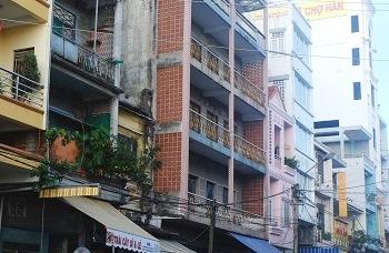 20151030115137 2a16 Di dời dân sống trong các khu tập thể xuống cấp tại Đà Nẵng