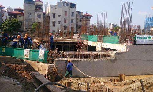 20151105142110 7fd3 Hà Nội : Cuộc đua mức độ xanh giữa các chung cư