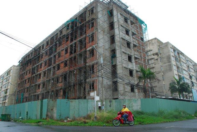 20151109110320 a3ca NOXH tại Đà Nẵng : Tiền đã rót đủ nhưng tiến độ vẫn ì ạch