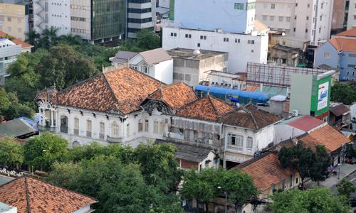 20151117172837 f8e0 Bàn về việc bán biệt thự cổ trung tâm Sài Gòn giá 700 tỷ đồng
