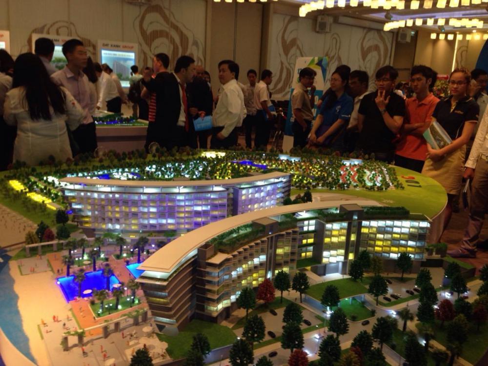 20151126093047 eefd Hội chợ triển lãm bất động sản ngày càng vắng khách