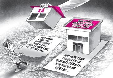 20151012114721 e7c2 Có thể hủy bỏ hợp đồng tặng cho nhà hay không ?