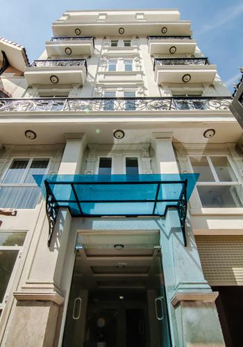 a tb san nha pho dau tu can 2657 1449384311 Đầu tư căn hộ dịch vụ diện tích nhỏ cho thuê